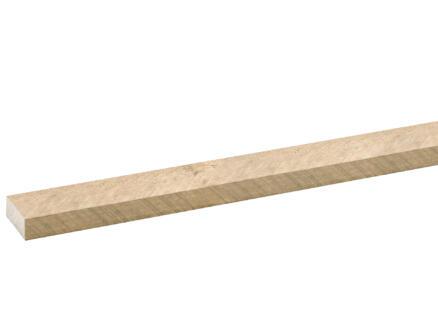 CanDo Bois d'échafaudage 3x6,2x250 cm vieilli