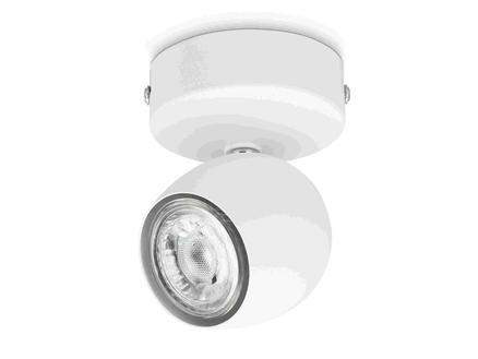 Prolight Bola spot de plafond LED GU10 3W