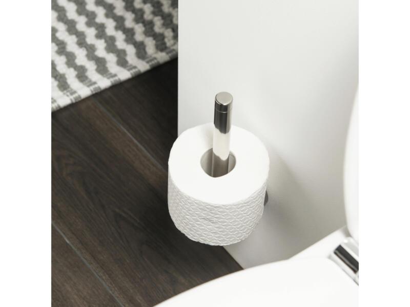 Tiger Boston support papier toilette inox poli