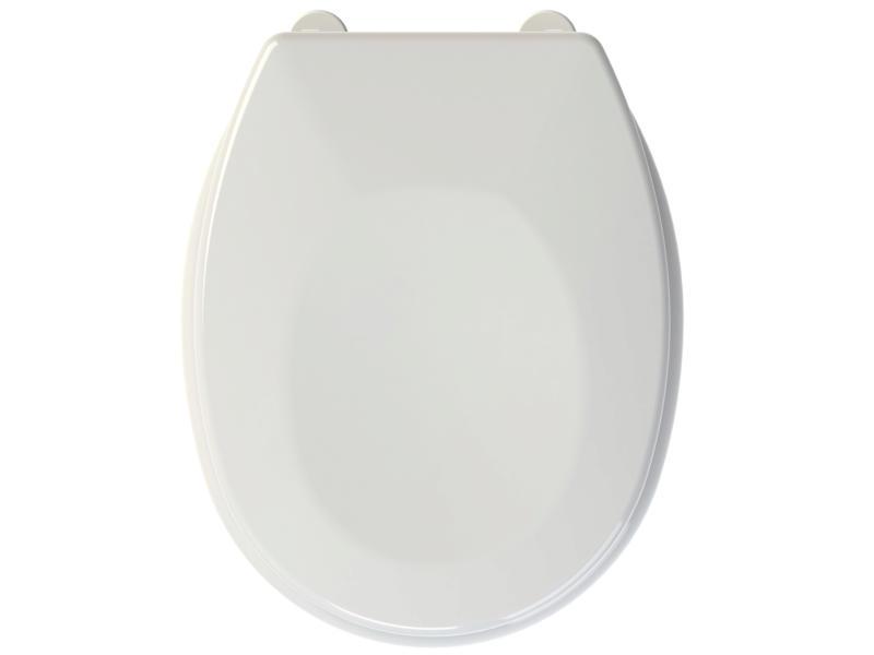 Allibert Bristol WC-bril wit