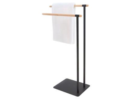 Sealskin Brix handdoekrek 43cm zwart