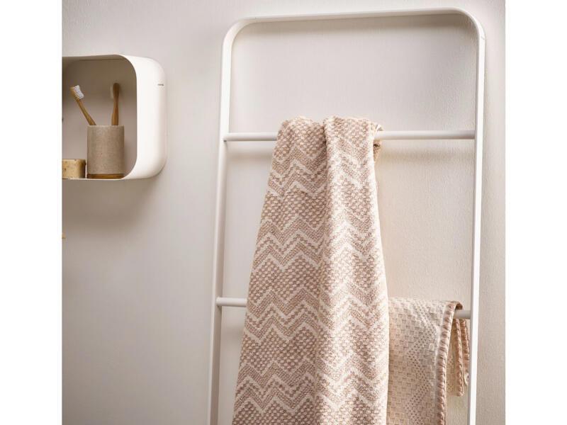 Sealskin Brix porte-serviettes échelle 50cm blanc