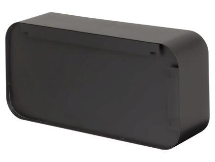 Sealskin Brix wandkubus 50cm zwart