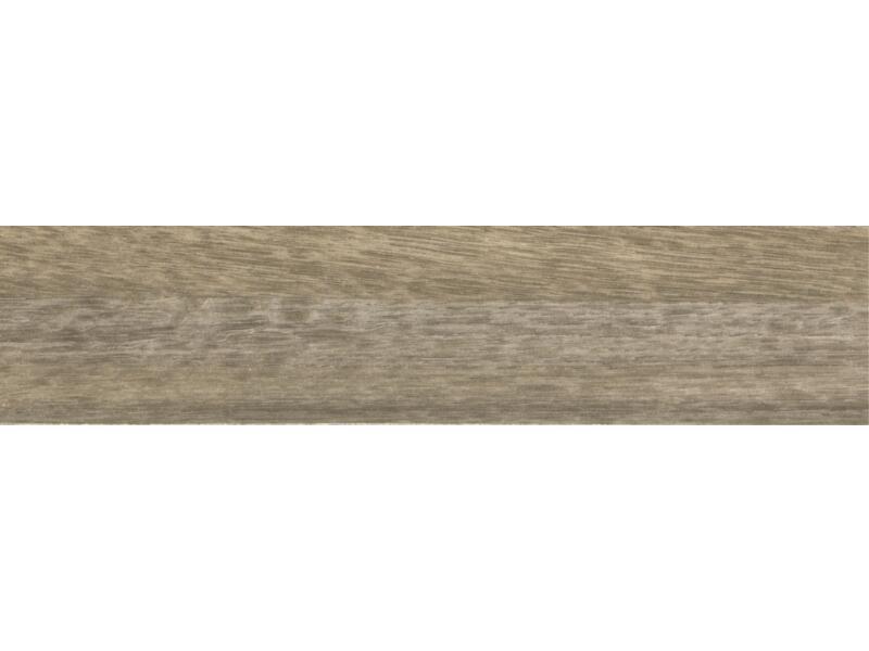 CanDo Burgos kantlaminaat 40x6 cm eik bruin 2 stuks