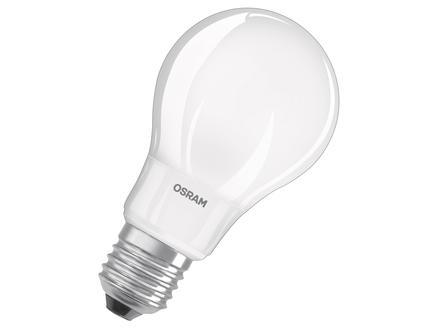 Osram CLA60 ampoule LED poire mat E27 8W