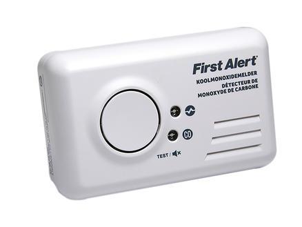 First Alert CO-melder