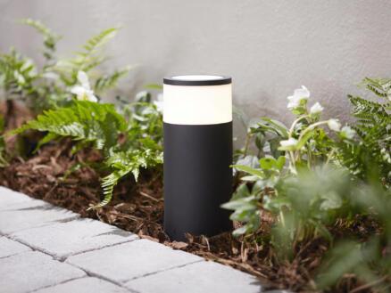 Hue Calla LED sokkel uitbreidingsset 9,5W 25cm dimbaar zwart
