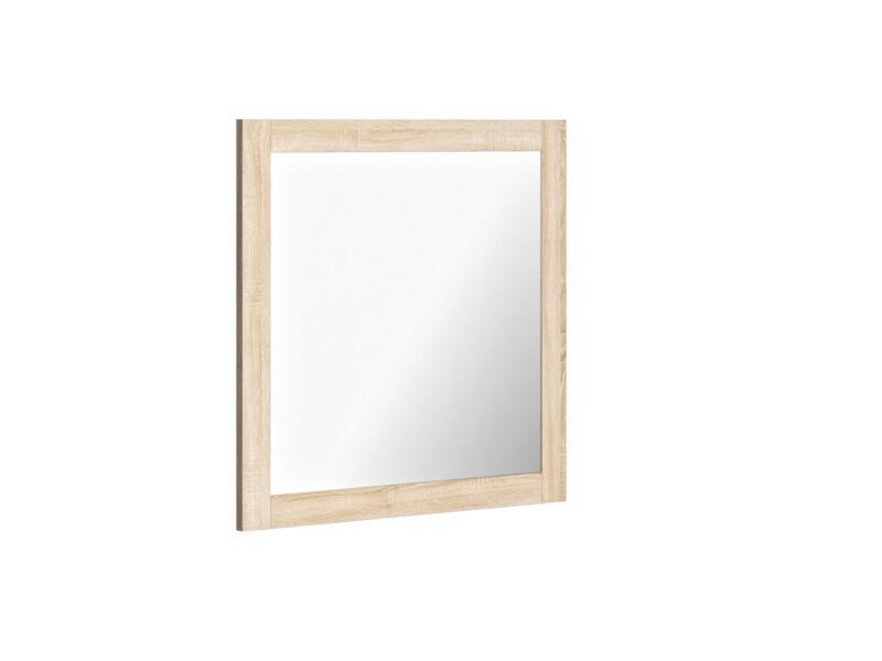 Allibert Cambridge spiegel 80cm eik hamilton