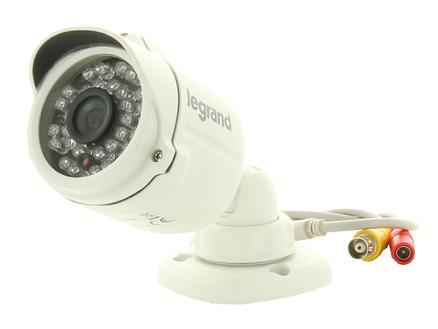 Legrand Caméra d'extension 369400 pour vidéophone