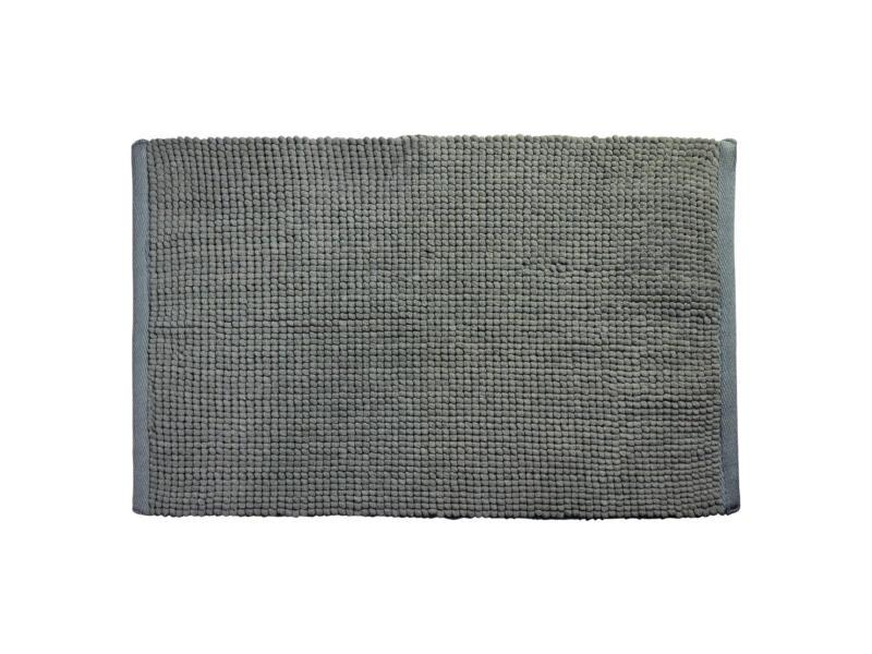 Differnz Candore badmat 80x50 cm donkergroen