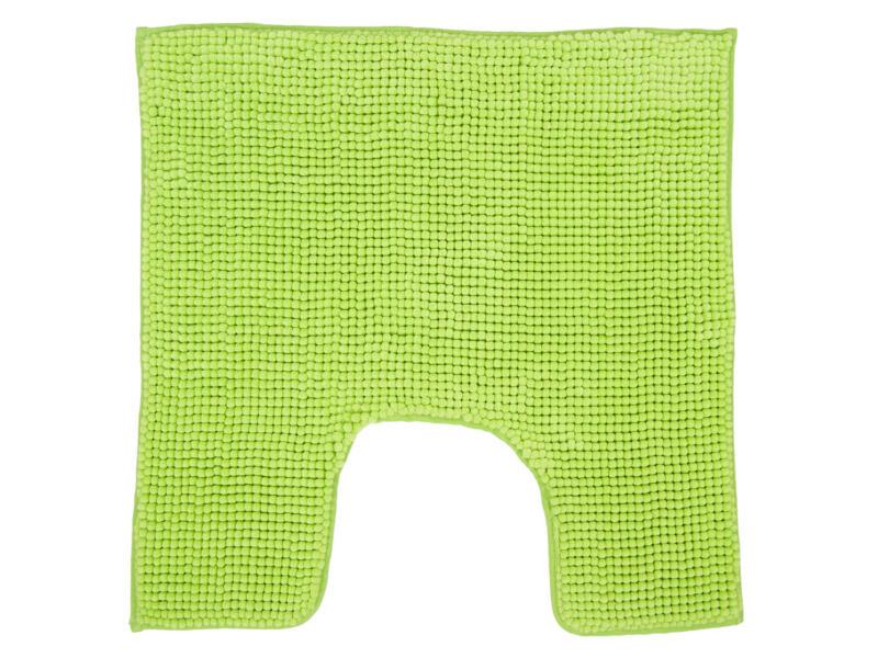 Differnz Candore tapis WC 60x60 cm citron vert
