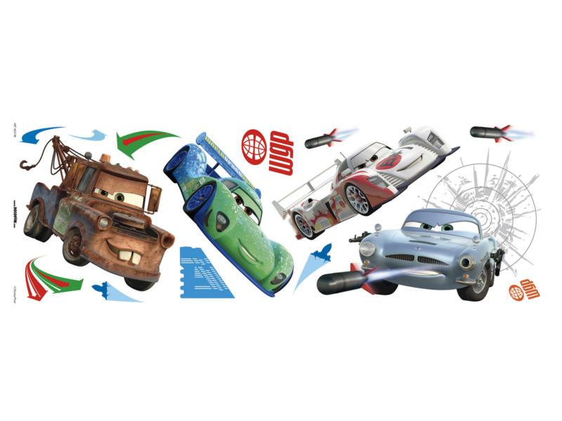 Disney Cars stickers muraux multicolore 32 pièces