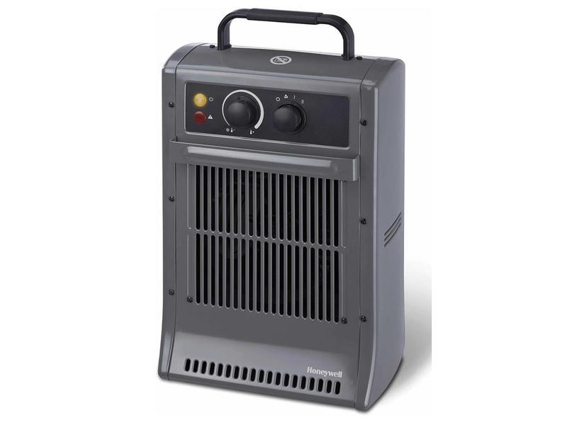Honeywell Home Chauffage d'appoint soufflant CZ2104EV2 1250-2500W gris