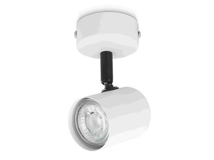 Prolight Cilindro spot de plafond LED 3W GU10