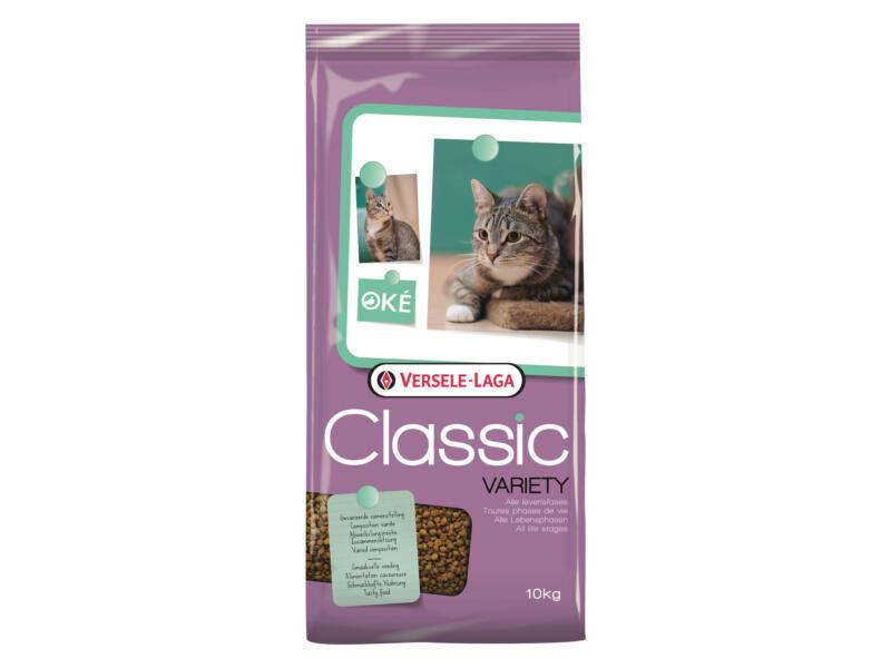 Classic Variety kattenvoer 10kg