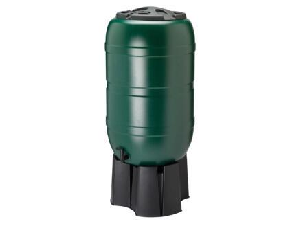 Practo Garden Classic regenton 210l + accessoires groen