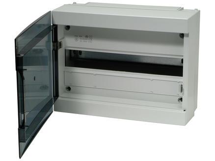 Vynckier Coffret Fix-O-Rail 1 rangée 18 modules