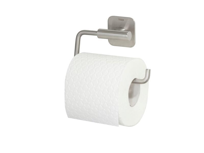 Tiger Colar porte-papier toilette inox brossé