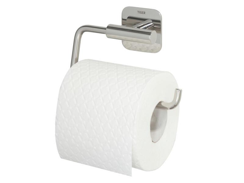 Tiger Colar porte-papier toilette inox poli