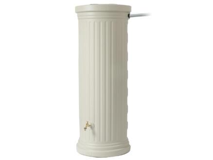 Garantia Colonne Romaine tonneau de pluie 330l sable