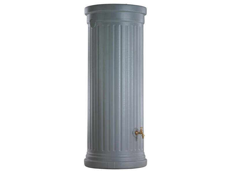 Garantia Colonne Romaine tonneau de pluie 500l gris