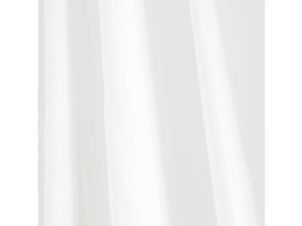 Differnz Color douchegordijn 240x200 cm wit