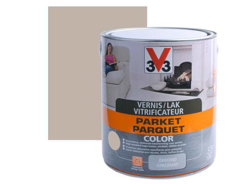 V33 Color vernis / lak parket zijdeglans 2,5l as