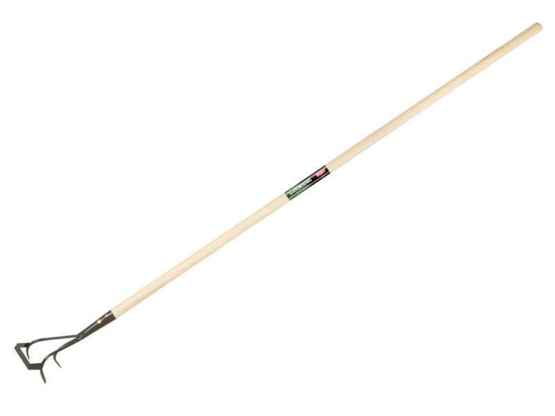 Polet Combi cultivator 10cm 3 tanden + steel