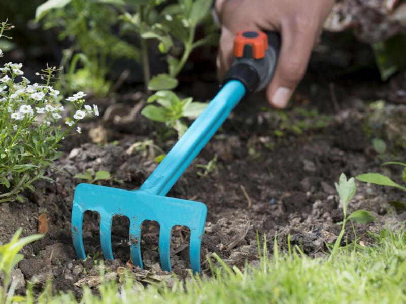 Gardena Combisystem handharkje 8,5cm 5 tanden