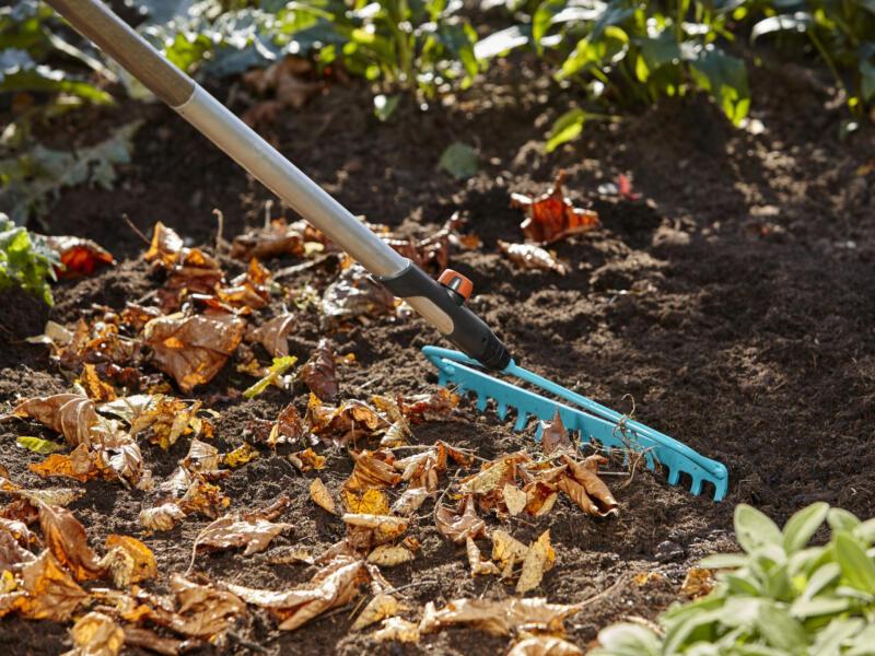Gardena Combisystem râteau-étrier 36cm 14 dents sans manche