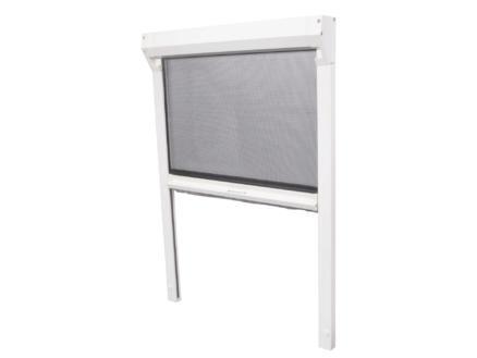 CanDo Comfort moustiquaire enroulable 114x155 blanc