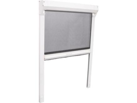 CanDo Comfort moustiquaire enroulable fenêtre de toit 114x155 blanc