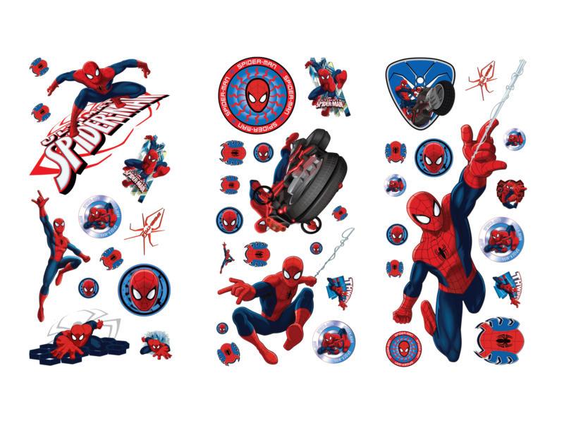 Comics Spider-Man muursticker