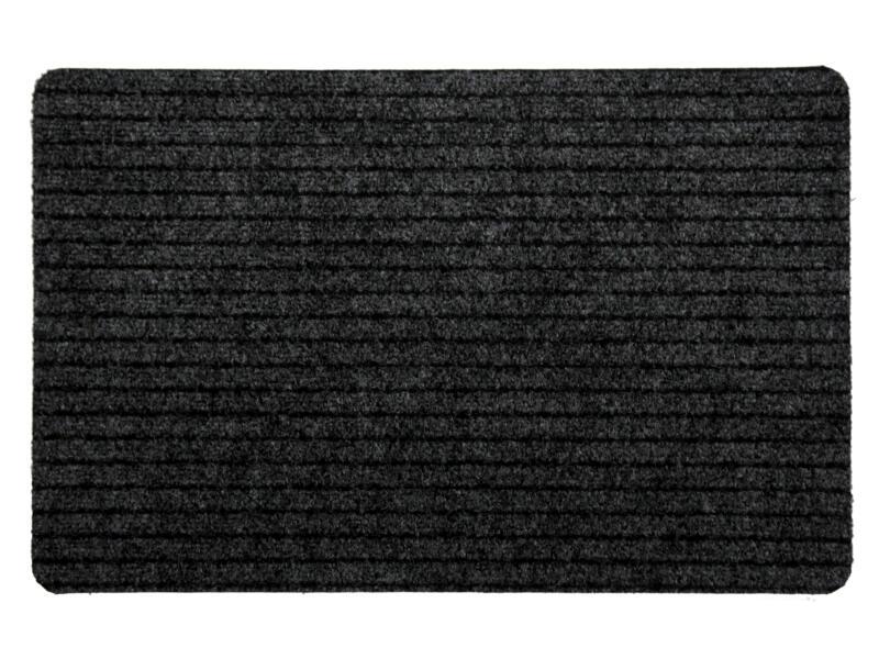 Compactmat 50x80 cm grijs