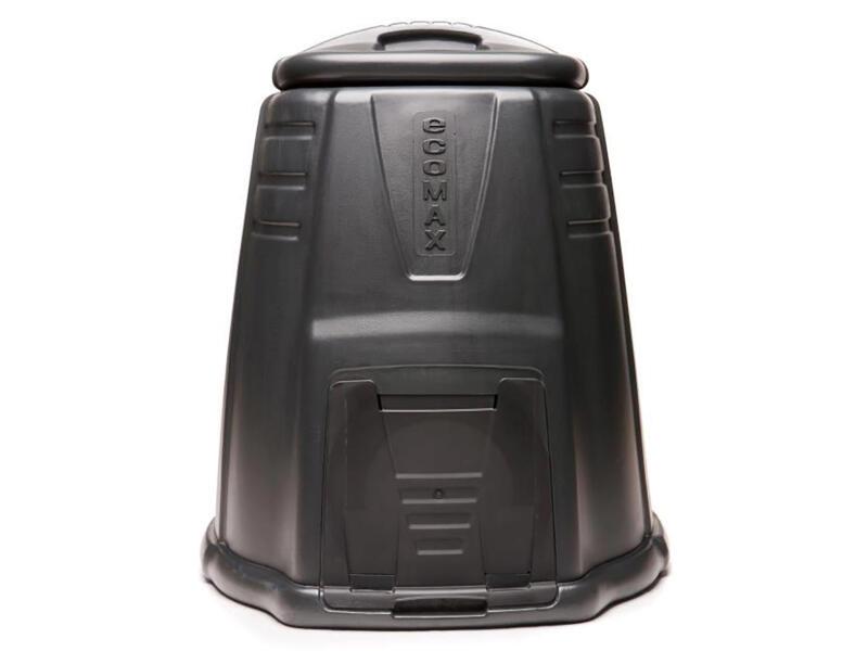 Composteur domestique 220l noir