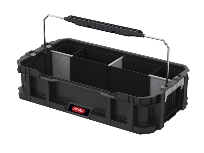 Keter Connect boîte à compartiments 54,2x30x13,9 cm