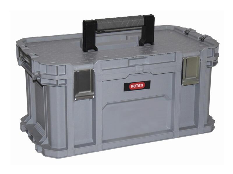 Keter Connect boîte à outils portable 54x31,2x27,5 cm