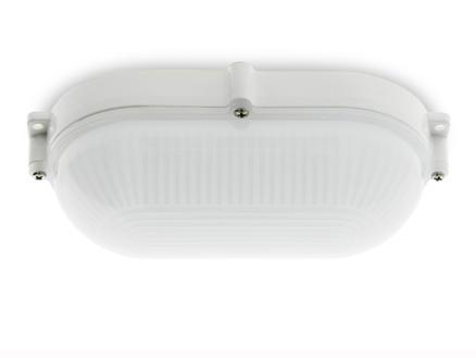 Prolight Cool White LED wandlamp 7W zwart