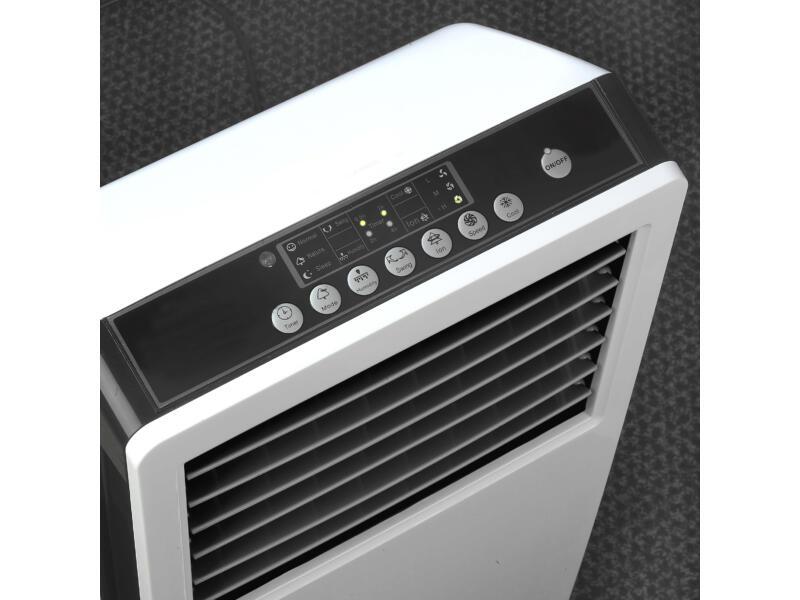 Eurom Coolstar aircooler 2,25l 3 snelheden