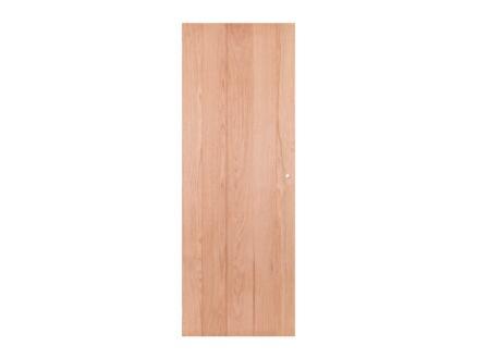 Solid Country Oak tubespaan binnendeur B000 201,5x83 cm eik
