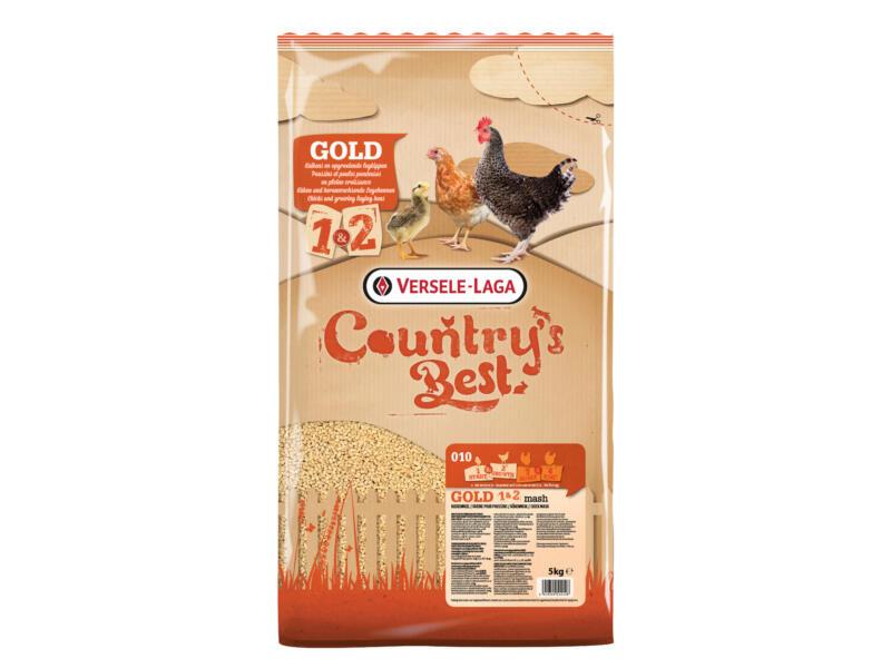 Country's Best Gold 1 en 2 Mash kuikenmeel 5kg