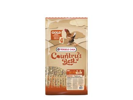 Country's Best Gold 4 Mini Mix kippenvoer 5kg