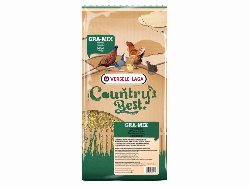 Country's Best Gra-Mix Hennengraan kippenvoer 4kg