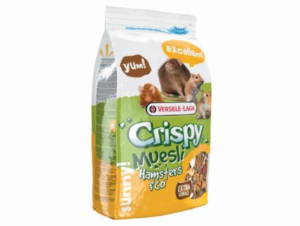 Crispy Muesli Hamsters en Co 1kg