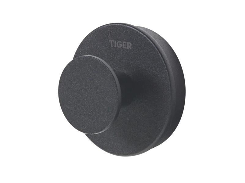 Tiger Crochet salle de bains Urban 5cm noir grand