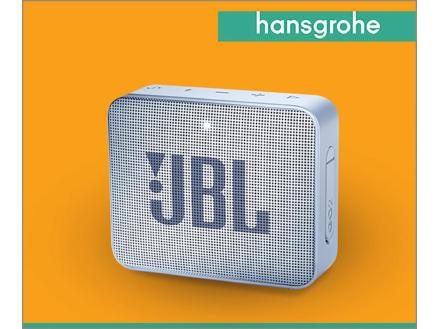 Hansgrohe Crometta S240 Vario doucheset 1 jet chroom + gratis speaker