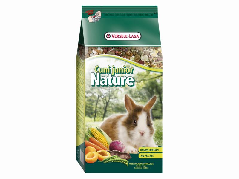 Nature Cuni Junior Nature lapin 750g