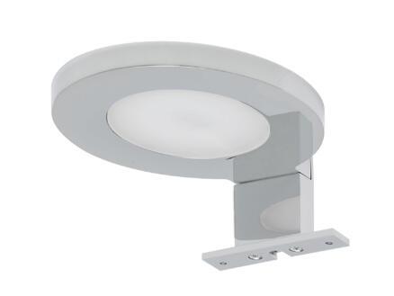 Tiger Cursa LED spiegellamp 10cm chroom