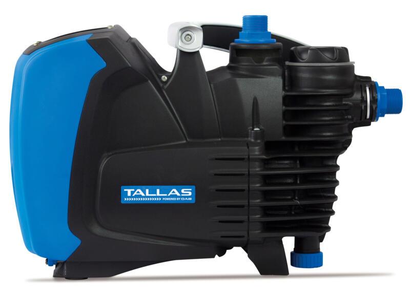 Tallas D-ECONCEPT 1000 energiebesparende hydrofoorpomp 900W