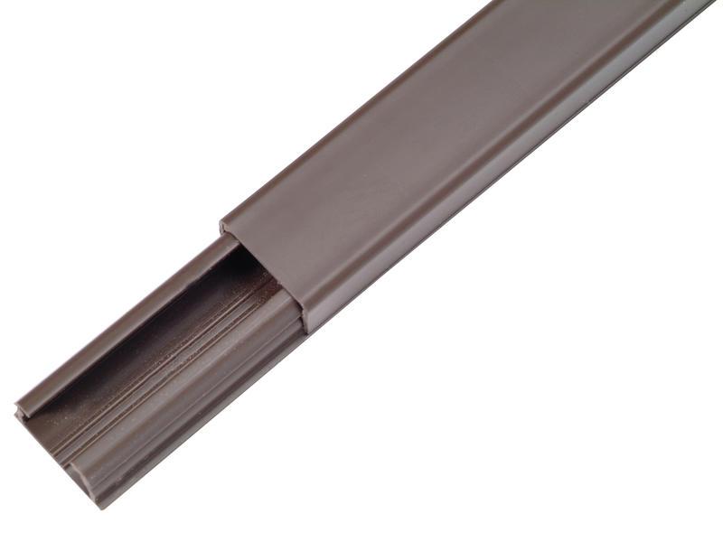 Legrand DLP lijst 20x12,5 mm 2,1m bruin